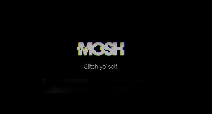 Aplica efectos raros en tus imágenes con Mosh