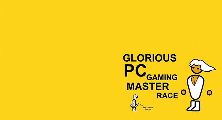 ¿Qué es la PC Master Race?