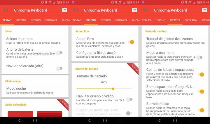 Imagen - Chrooma Key, un teclado con emojis muy funcional
