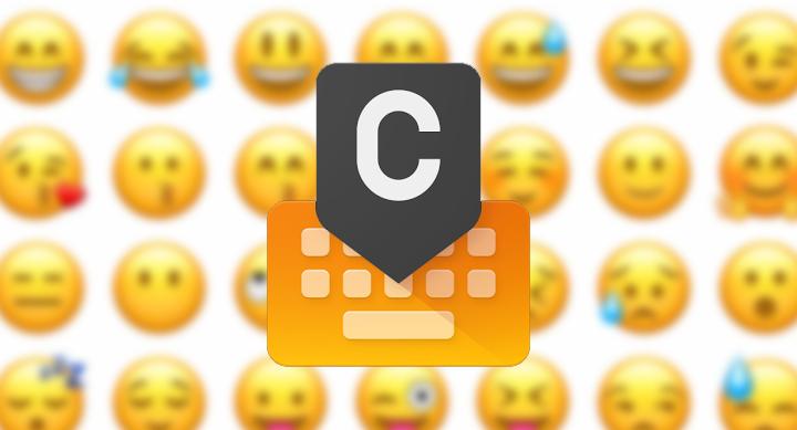 Chrooma Key, un teclado con emojis muy funcional