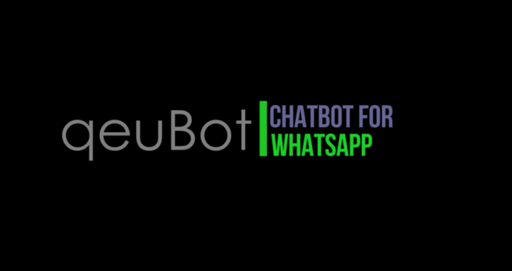 qeuBot, el bot para WhatsApp