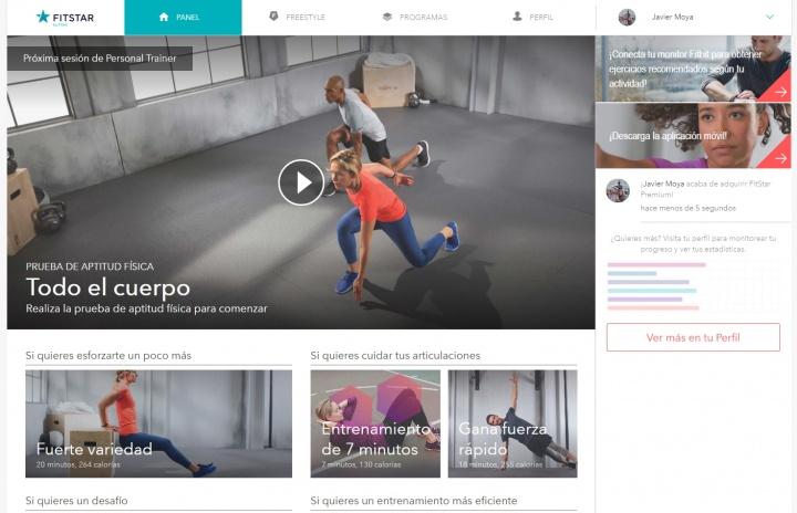 Imagen - Review: Fitbit Fitstar, una app para ponerte en forma