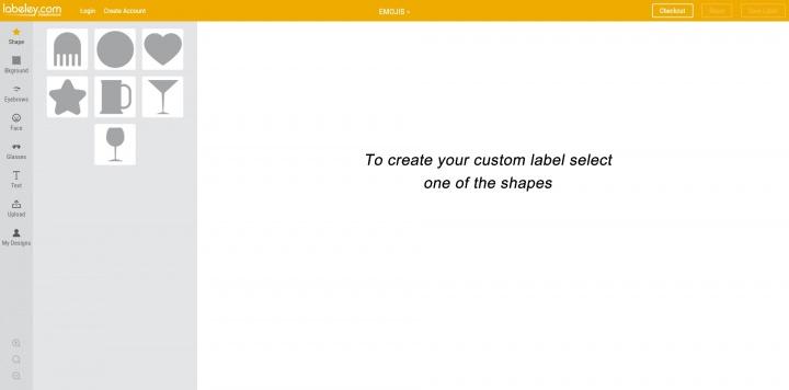 Imagen - Crea tu propio emoji con Labeley Emojis