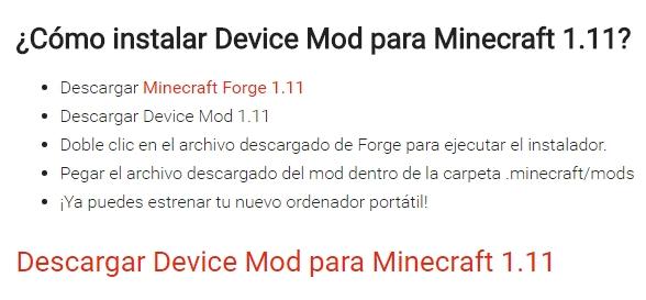Imagen - Cómo instalar mods en Minecraft