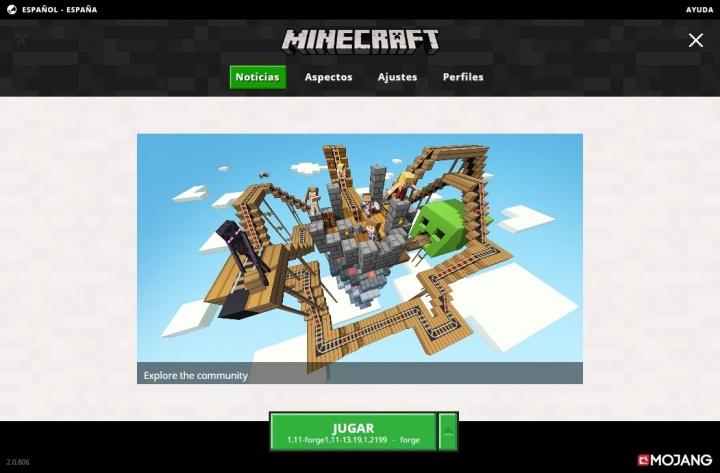 Imagen - Cómo cambiar la versión de Minecraft