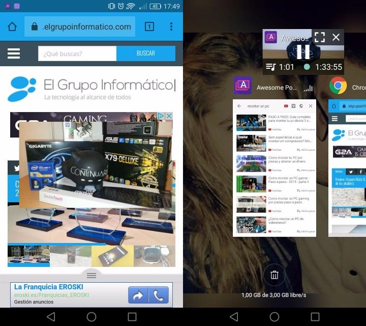 Imagen - Awesome Pop-up Video, el reproductor flotante de vídeos de YouTube para Android