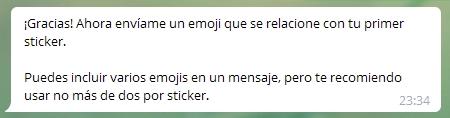 Imagen - Crea tus propios stickers para Telegram