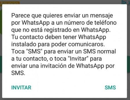 Imagen - Cómo hablar por WhatsApp sin añadir a contactos