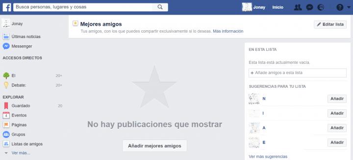 Imagen - Cómo eliminar las notificaciones de amigos en Facebook