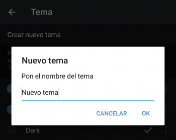 Imagen - Cómo crear temas para Telegram en Android