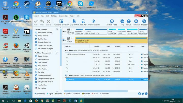Imagen - Cómo instalar Windows en un disco duro externo