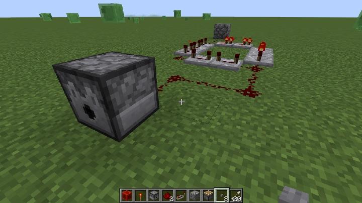 Imagen - Cómo crear un generador de piedra infinita en Minecraft