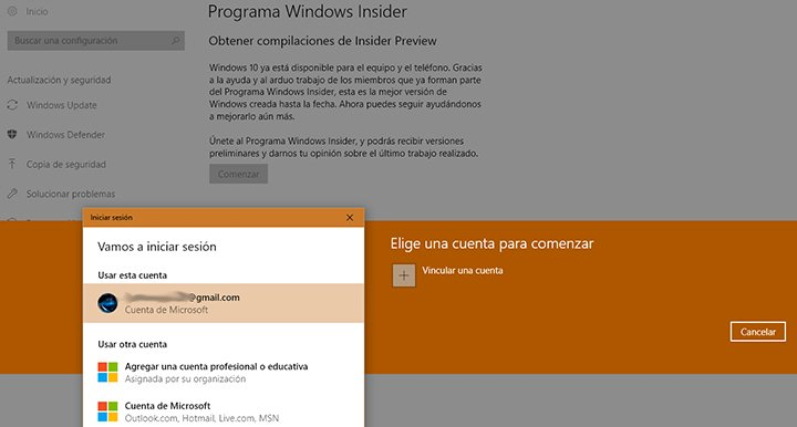 Imagen - ¿Qué es el programa Windows Insider?
