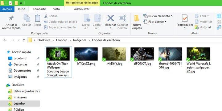 Imagen - Haz que tu fondo de escritorio cambie solo en Windows 10