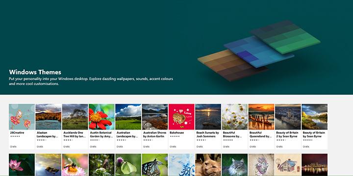 Imagen - Cómo instalar temas en Windows 10