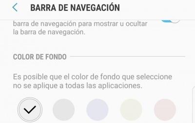 Imagen - Cómo cambiar de posición los botones de navegación del Galaxy S8