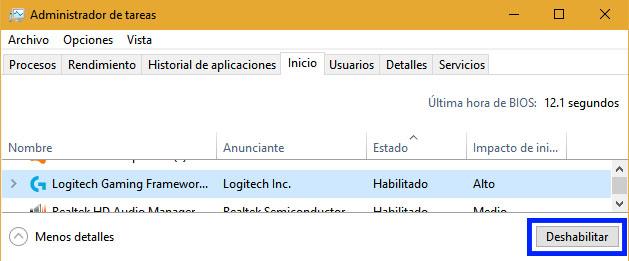 Imagen - Escoge qué aplicaciones se inician automáticamente al encender Windows 10