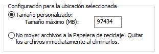 Imagen - Cómo eliminar archivos en Windows 10 directamente sin pasar por la papelera