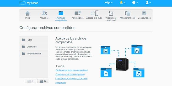 Imagen - Review: WD My Cloud Pro Series PR4100, un NAS ideal para todo tipo de usuarios