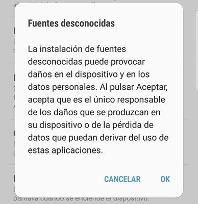 Imagen - Cómo instalar archivos APK en Android