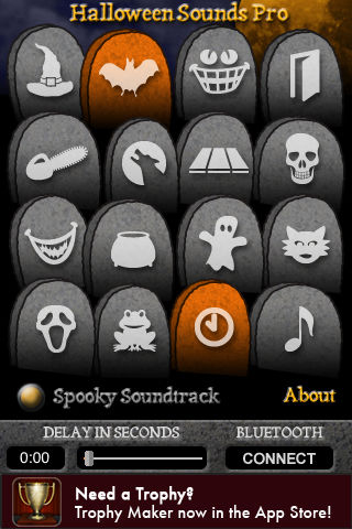 Imagen - 7 aplicaciones para disfrutar Halloween 2017 en tu iPhone