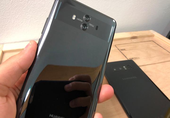 Imagen - Huawei Mate 10 vs Galaxy Note 8: ¿cuáles son las diferencias?