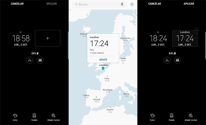 """Imagen - Personaliza el """"Always On Display"""" del Galaxy S8 para sacarle todo el provecho"""