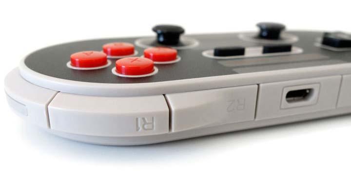 NES30 Pro, el mando portátil ideal para Nintendo Switch