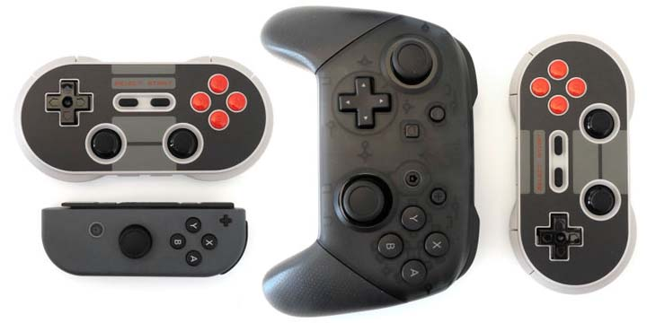 Imagen - NES30 Pro, el mando portátil ideal para Nintendo Switch