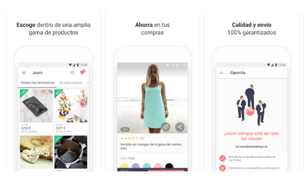 Imagen - Descarga Joom, la app para comprar desde el móvil