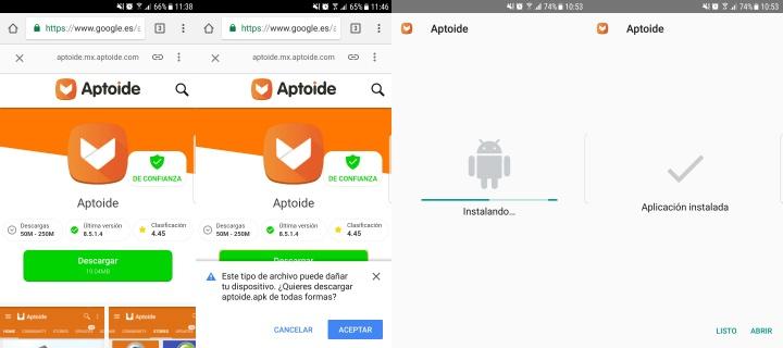 Imagen - Cómo descargar Aptoide