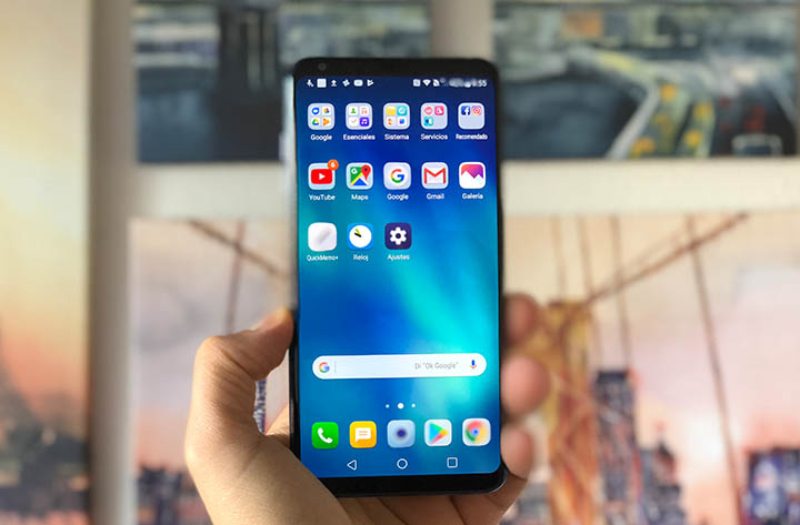Imagen - Review: LG V30, el móvil definitivo para grabar vídeos de LG