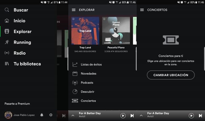 Imagen - Conoce los conciertos cercanos de tu banda favorita gracias a Spotify