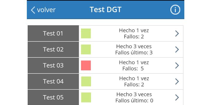 Imagen - Descarga Todotest para practicar con tests de conducir