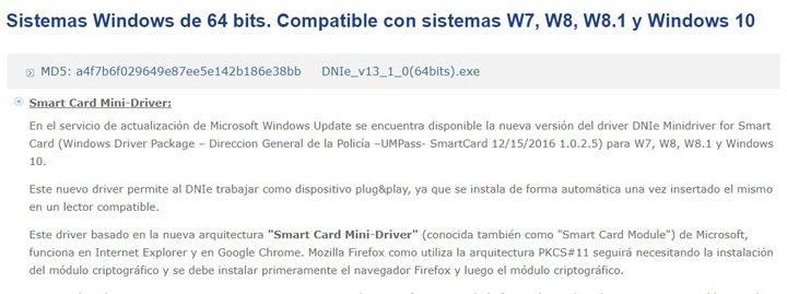 Imagen - Cómo configurar tu DNI electrónico en Windows