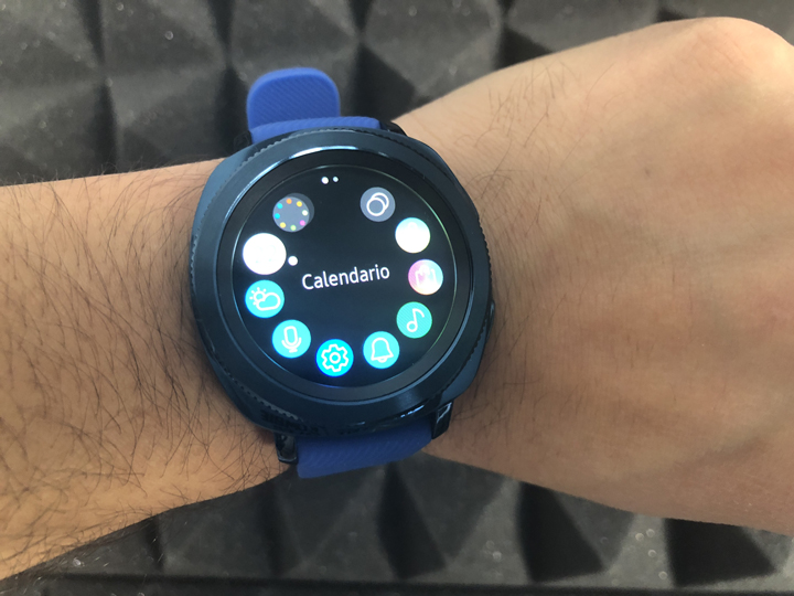 Imagen - Review: Samsung Gear Sport, un smartwatch para el deporte y para cualquier momento