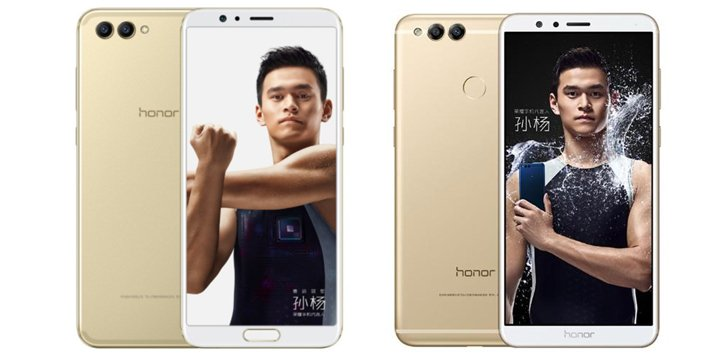 Honor View 10 vs Honor 7X: ¿cuáles son las diferencias?