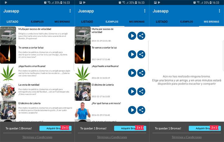 Imagen - 6 apps con bromas para el Día de los Santos Inocentes