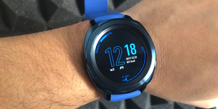 Review: Samsung Gear Sport, un smartwatch para el deporte y para cualquier momento