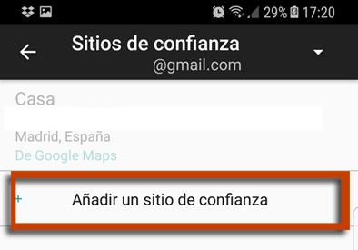 Imagen - Configura Android para que se desbloquee automáticamente según nuestra ubicación y más