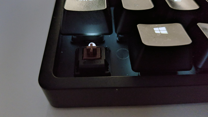 Imagen - Sonidos de teclados mecánicos: Cherry MX Black, MX Red, MX Brown, MX Blue y MX Silver