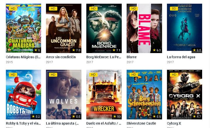Imagen - CineTUX, una web para ver películas online