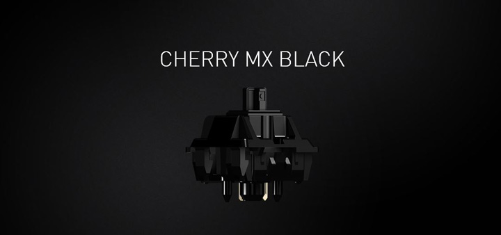 Now Corsair's timed exclusive period is over, those who would appreciate  'silent' Cherry MX Red or MX Black type switches from other keyboard makers  should ...