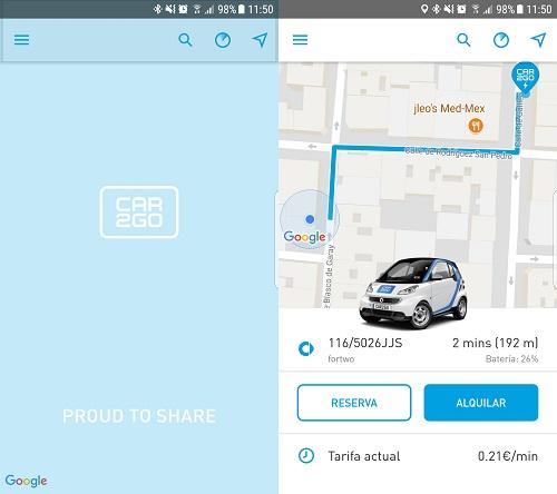 Imagen - ¿Qué es más barato? ¿Mytaxi, Uber, Cabify, Car2Go o Emov?