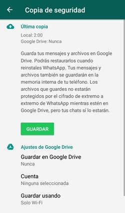 Imagen - ¿Dónde guarda WhatsApp las llamadas de voz?