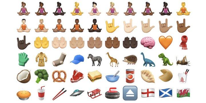 Cómo tener los emojis de iOS 11 en Huawei EMUI