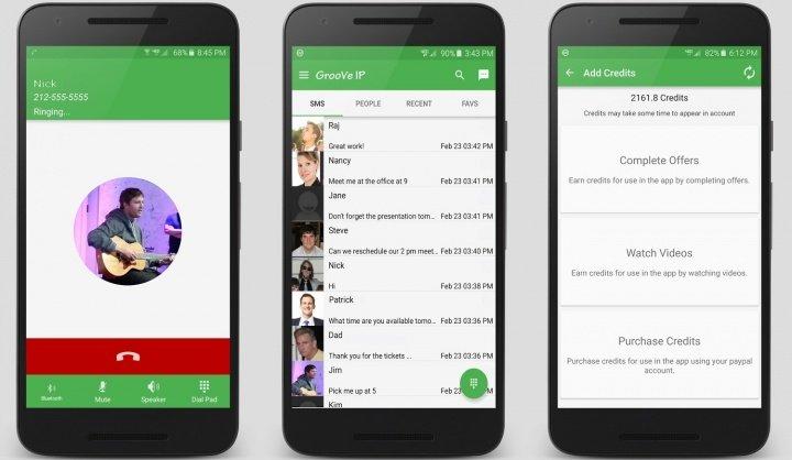 Imagen - GrooVe IP, haz llamadas y envía mensajes gratis