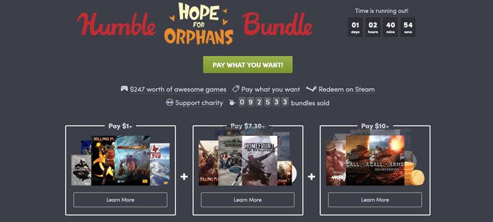 Imagen - Comparativa: Steam vs GOG vs Humble Bundle
