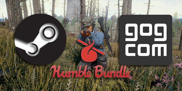 Comparativa: Steam vs GOG vs Humble Bundle