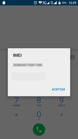 Imagen - Cómo solucionar el problema de IMEI no válido